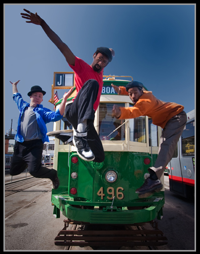 Trolley Dances, SF