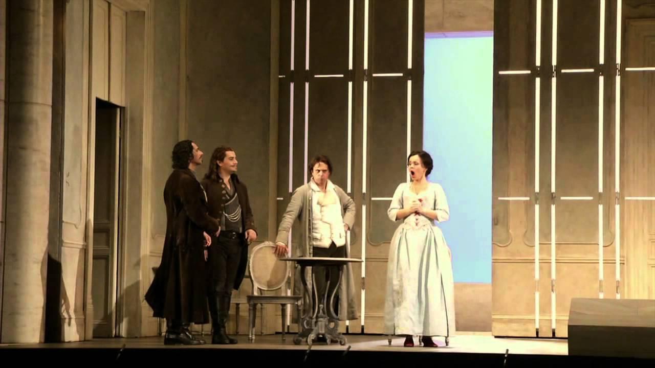 Così Fan Tutte, LA Opera