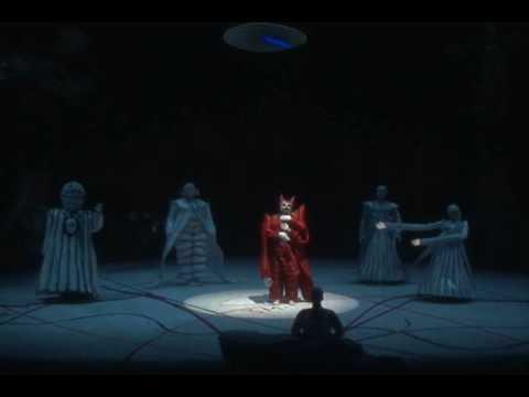 Das Rheingold, LA Opera