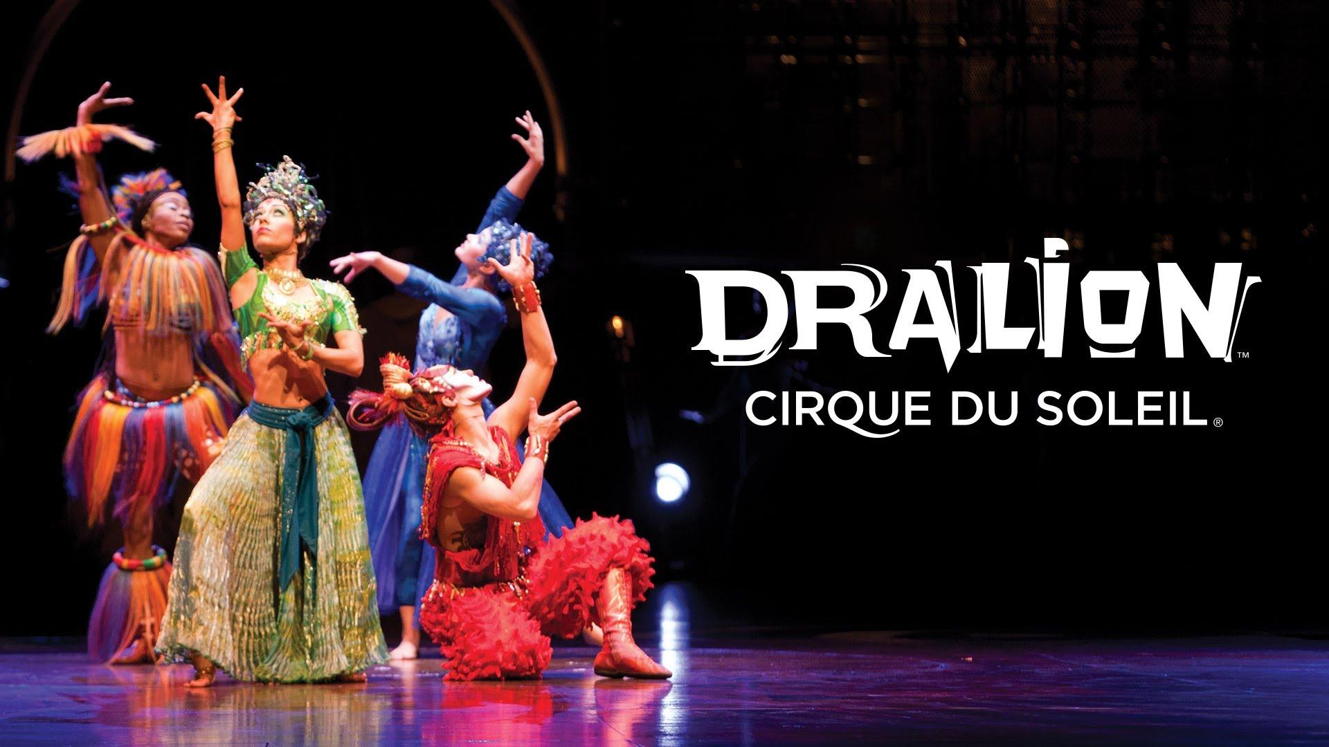 Dralion, Cirque du Soleil (national tour)