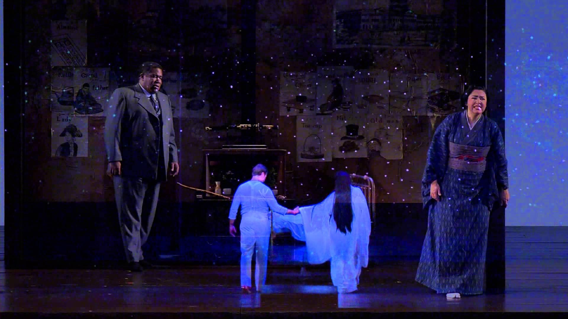 Madame Butterfly, LA Opera