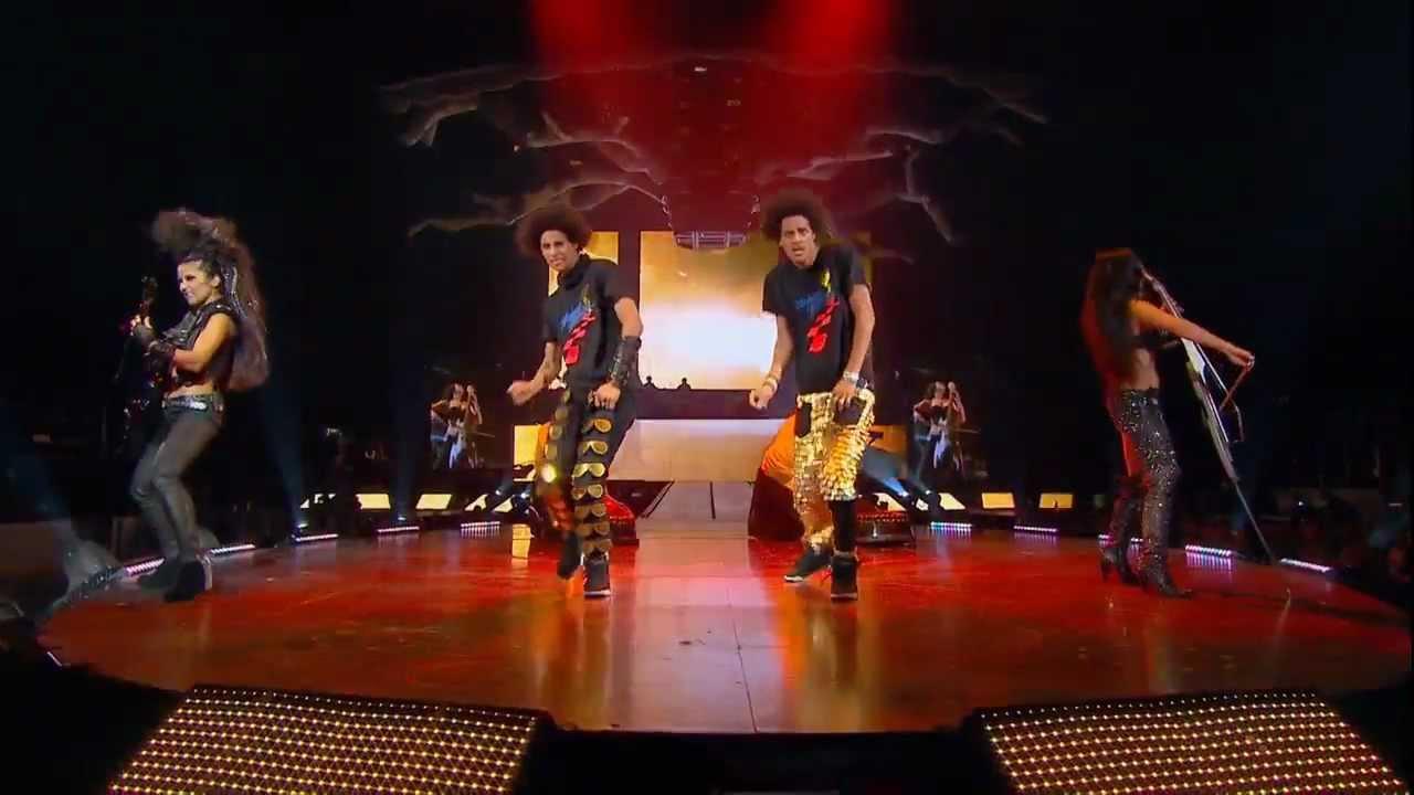 Michael Jackson THE IMMORTAL World Tour, Raleigh, NC