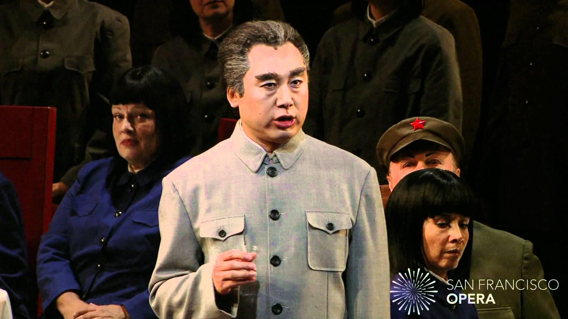 Nixon in China, SF Opera