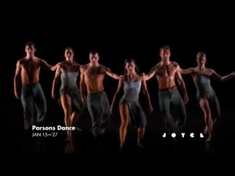 Parsons Dance (on tour), Raleigh, NC