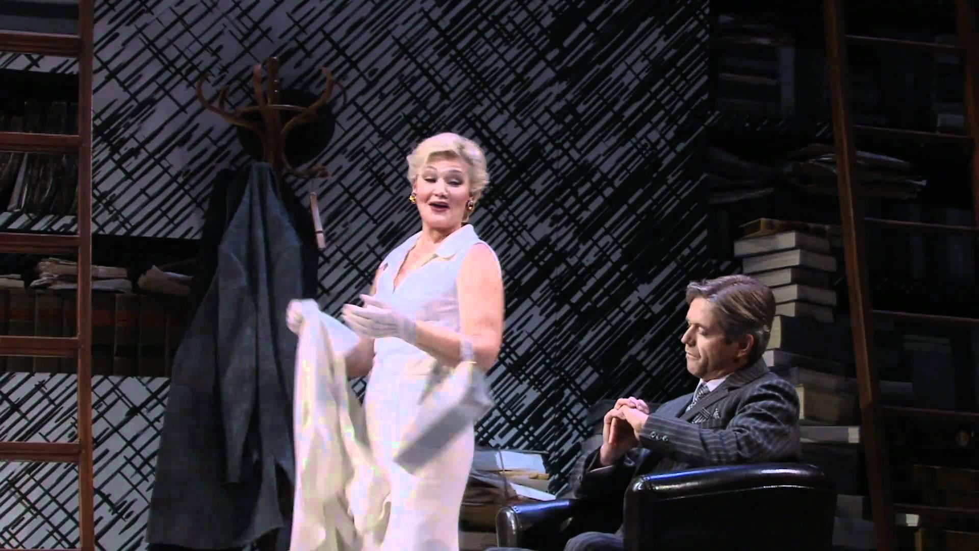 The Makropulos Case, SF Opera