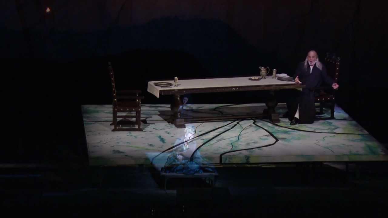The Two Foscari, LA Opera