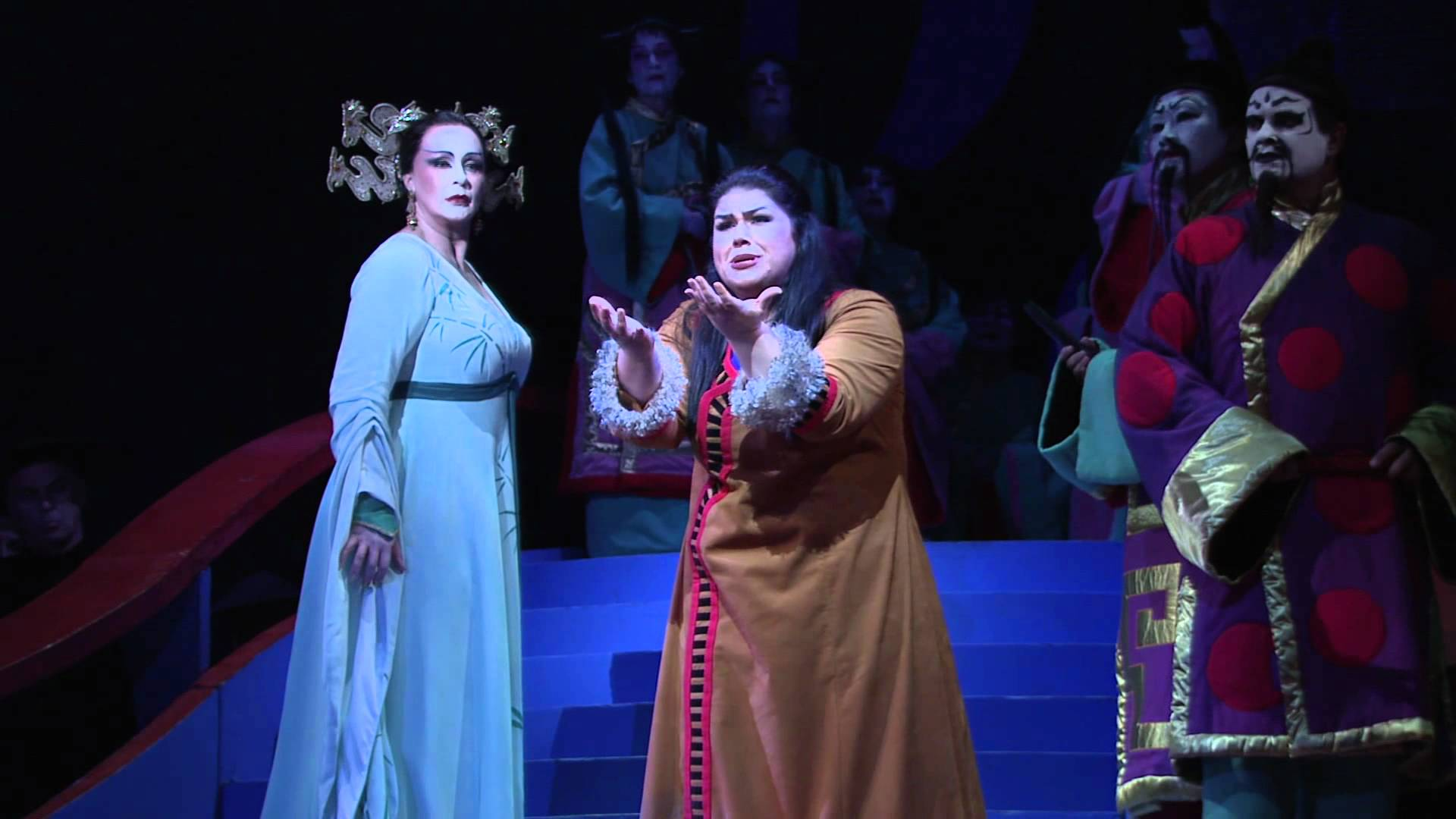 Turandot, SF Opera