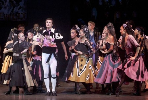 Carmen and In the Upper Room, Ballet San Jose