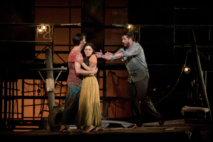 The Pearl Fishers, London