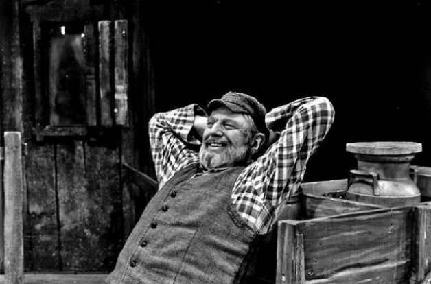 """""""Theodore Bikel: In the Shoes of Sholem Aleichem"""""""