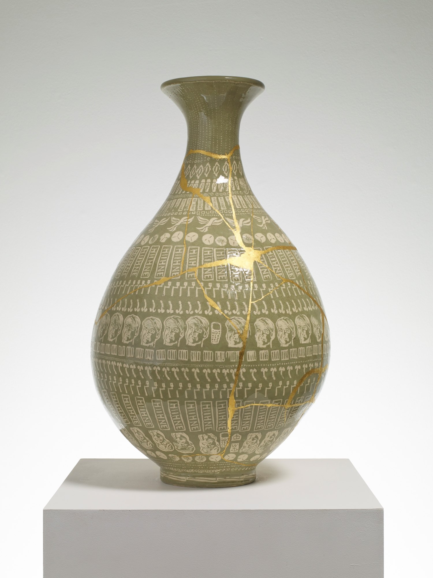 The Huhne Vase, 2014. Courtesy of the artist and Victoria Miro, London