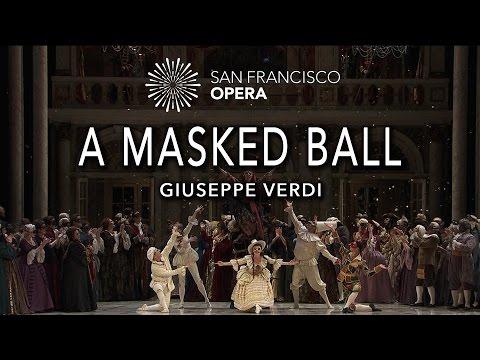 Un Ballo in Maschera, SF Opera
