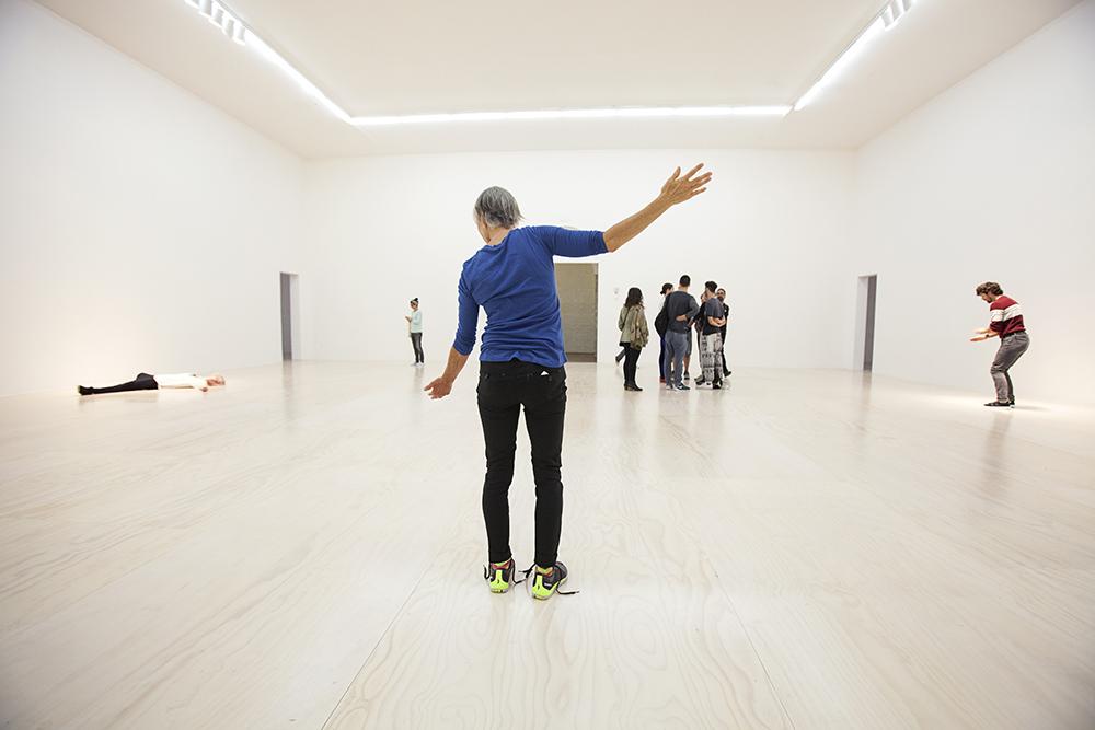 MoMA PS1 Xavier Le Roy