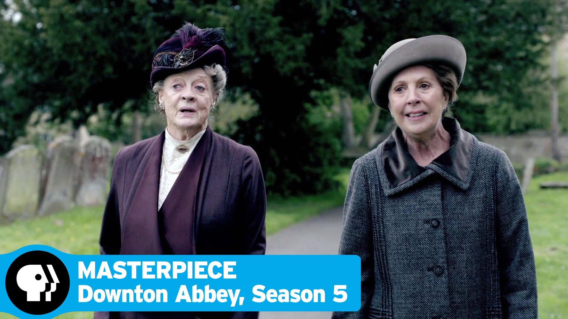 Downton Abbey, Season 5, PBS
