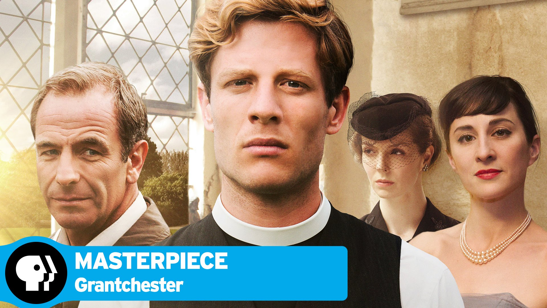 Grantchester, Season 1, PBS