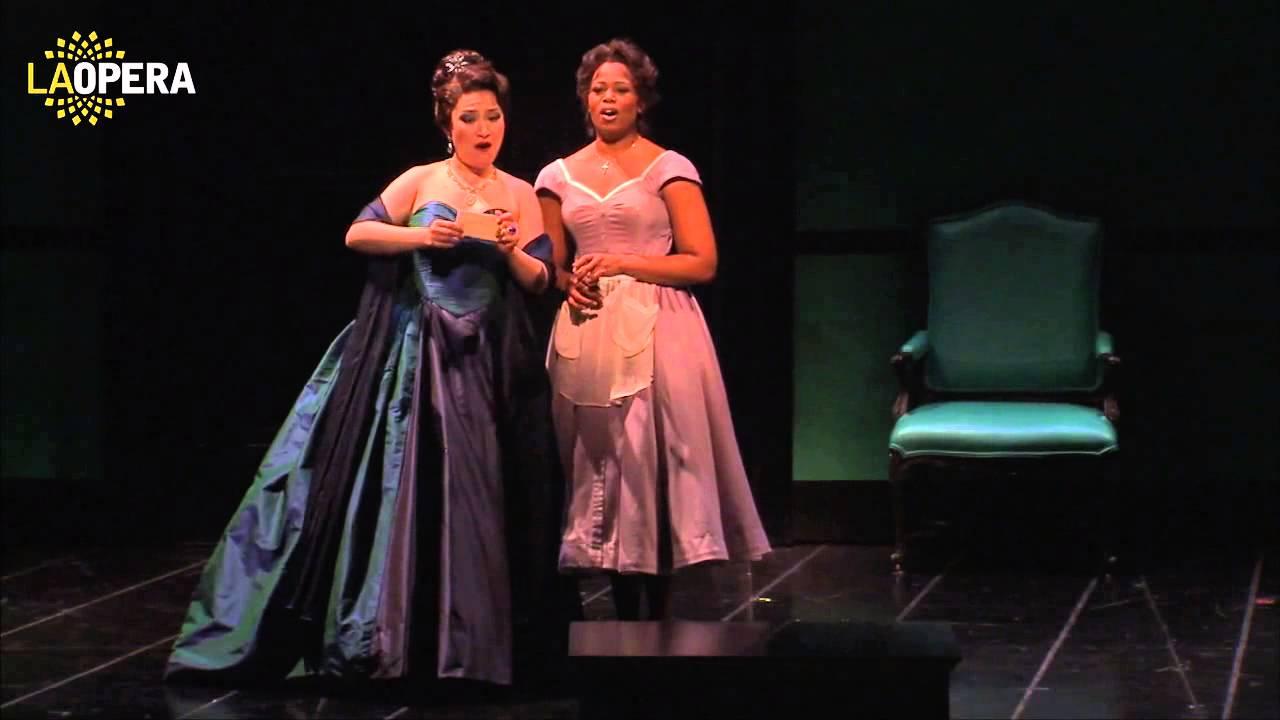 The Marriage of Figaro, LA Opera
