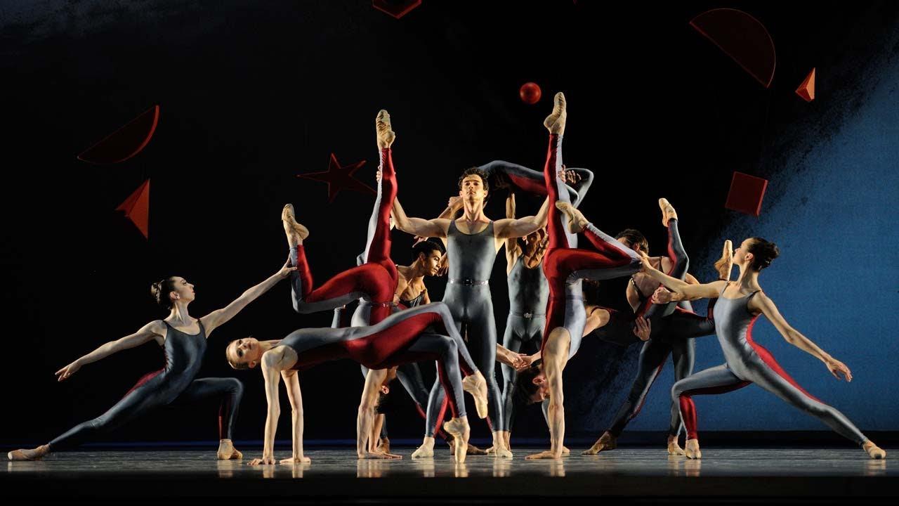 Shostakovich Trilogy, SF Ballet