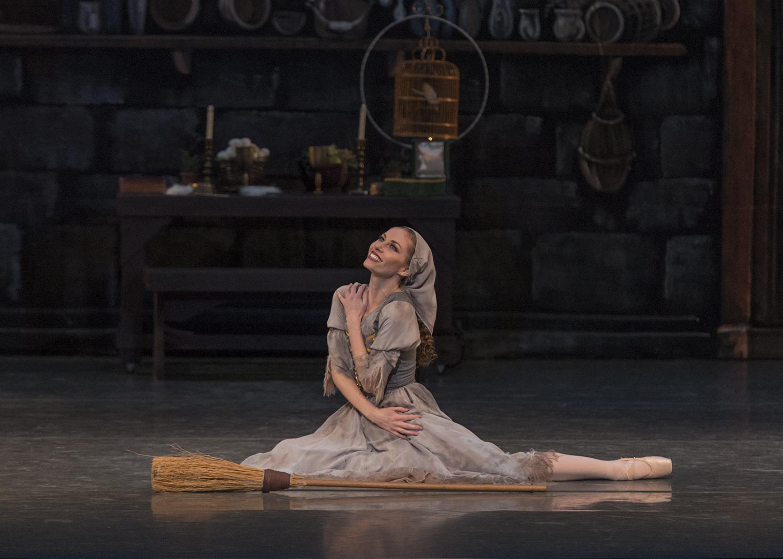 Alexsandra Meijer as Cinderella
