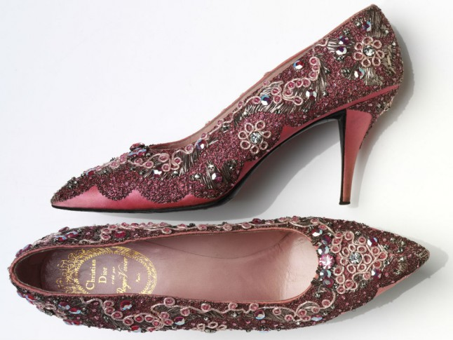 Roger Vivier for Christian Dior the 'Fabergé of shoes'