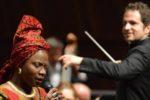 Angelique Kidjo with the San Francisco Symphony