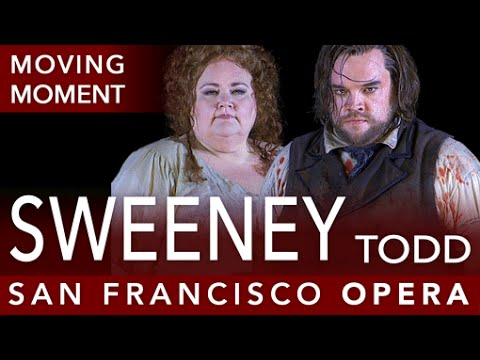 Sweeney Todd, SF Opera