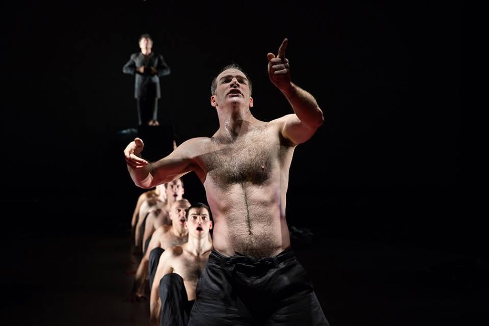 Steven Rishard in Antigone