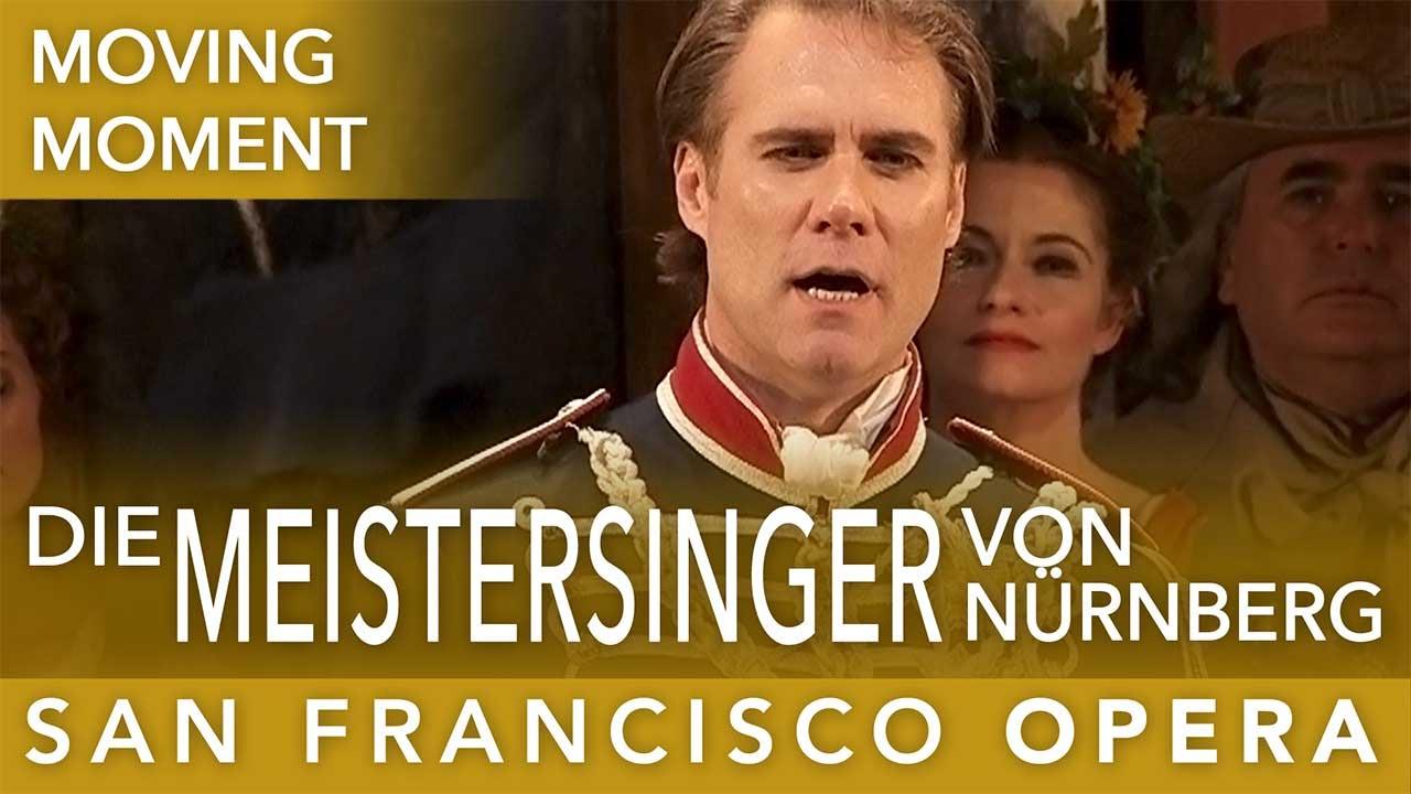 Die Meistersinger von Nürnberg, SF Opera
