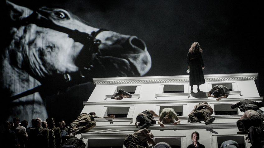 La Forza del Destino, English National Opera