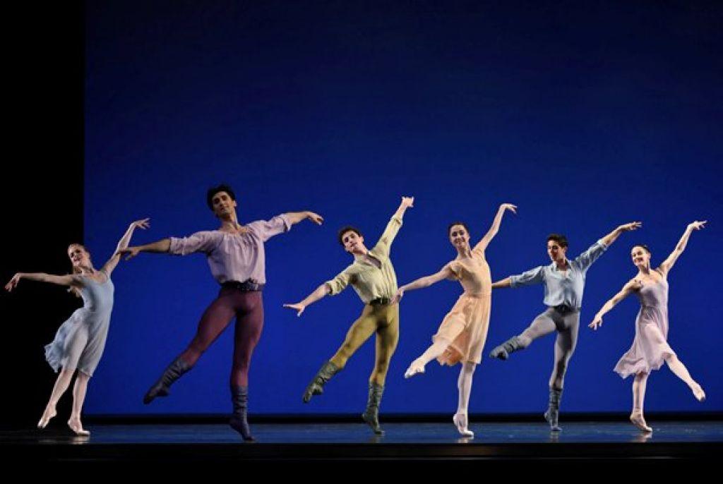 Members of San Francisco Ballet in