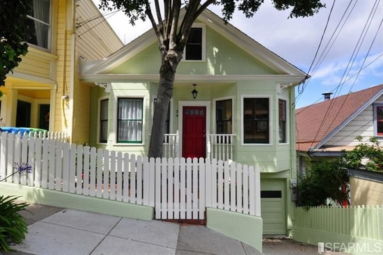 34 Gladys Street, San Francisco