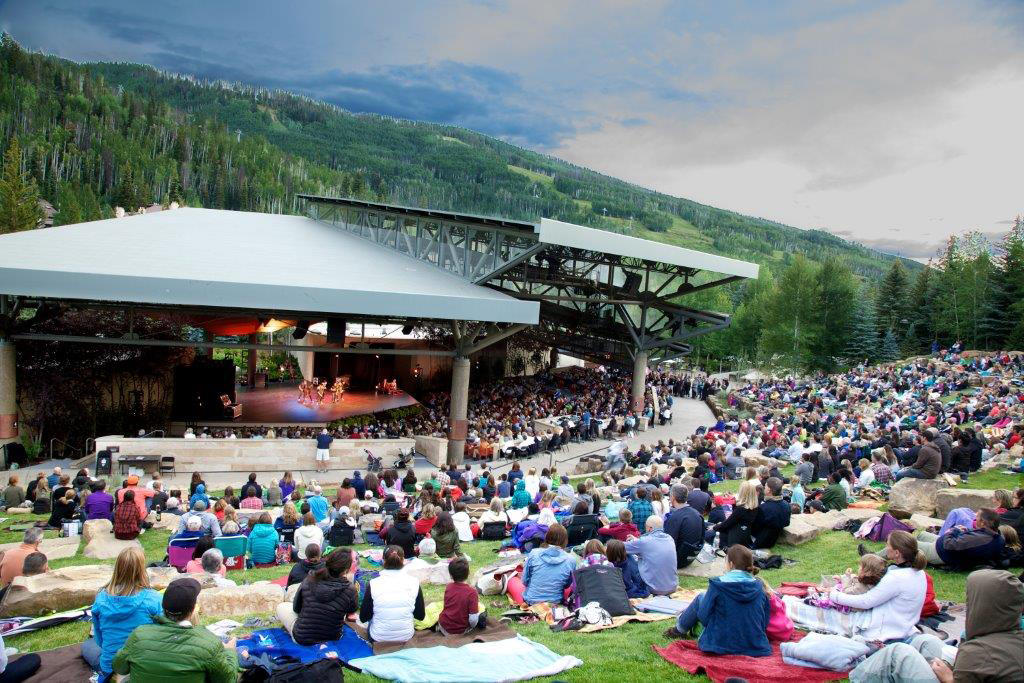Gerald R. Ford Amphitheater. Photo: Brian Maloney.
