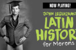 Interview with John Leguizamo