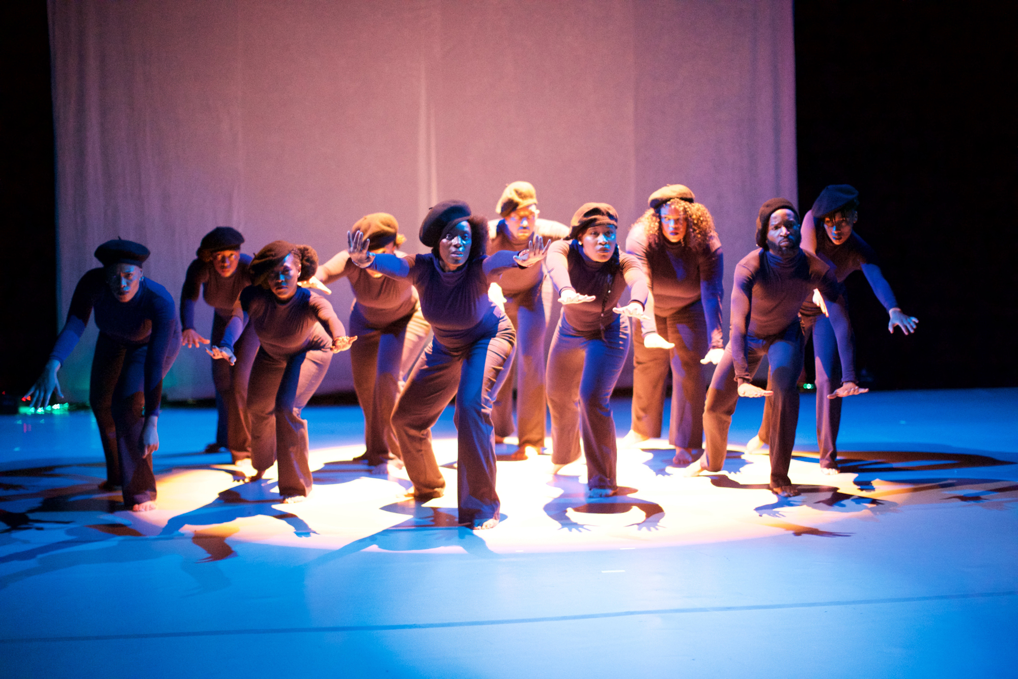 Dimensions Dance Theater, Project Panther. Photo: Ed MIller