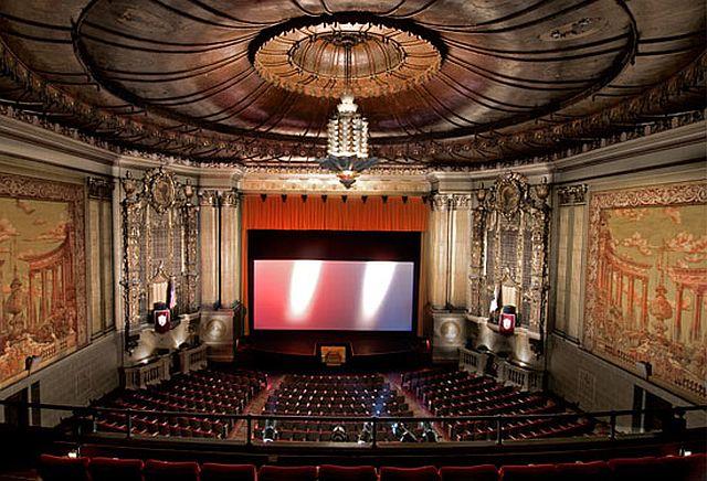 The Castro Theater.