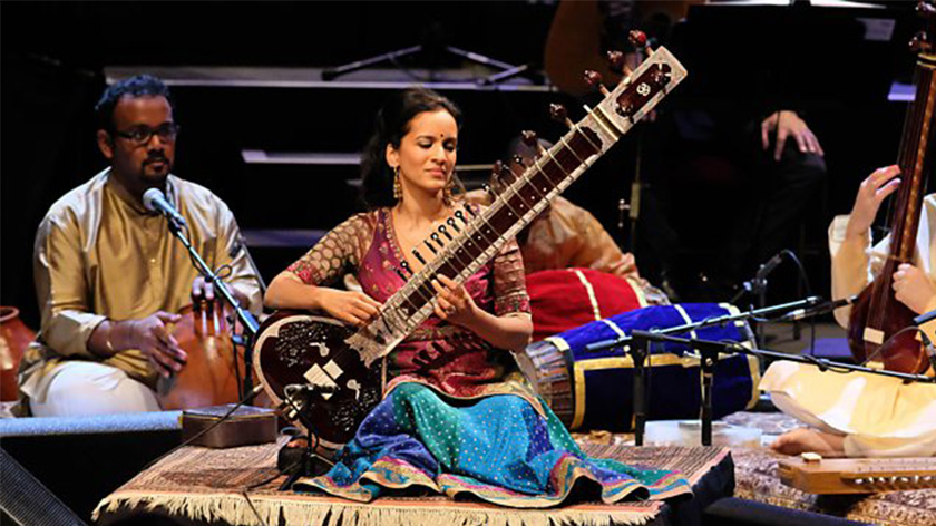 Philip Glass & Ravi Shankar music at the Proms