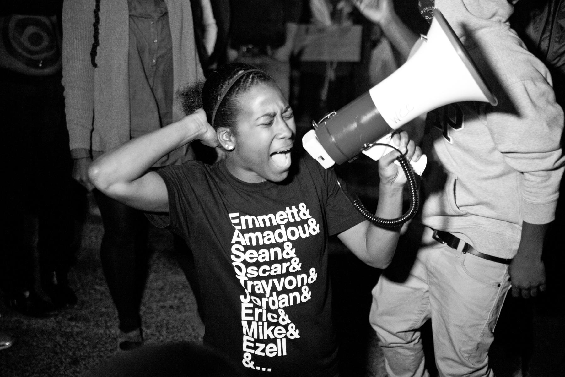 Activist Alexis Templeton.