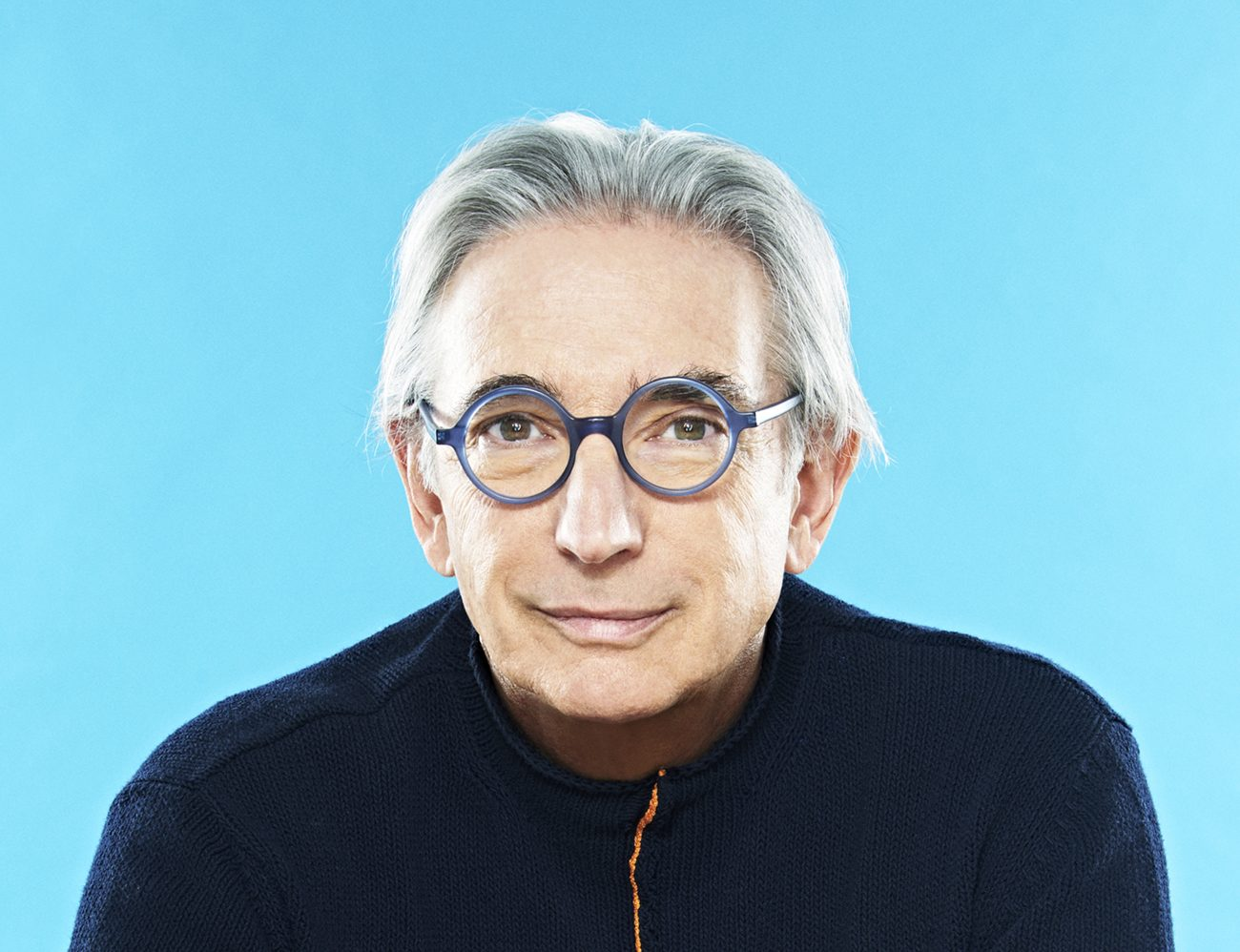 Michael Tilson Thomas. Photo by Spencer Low.