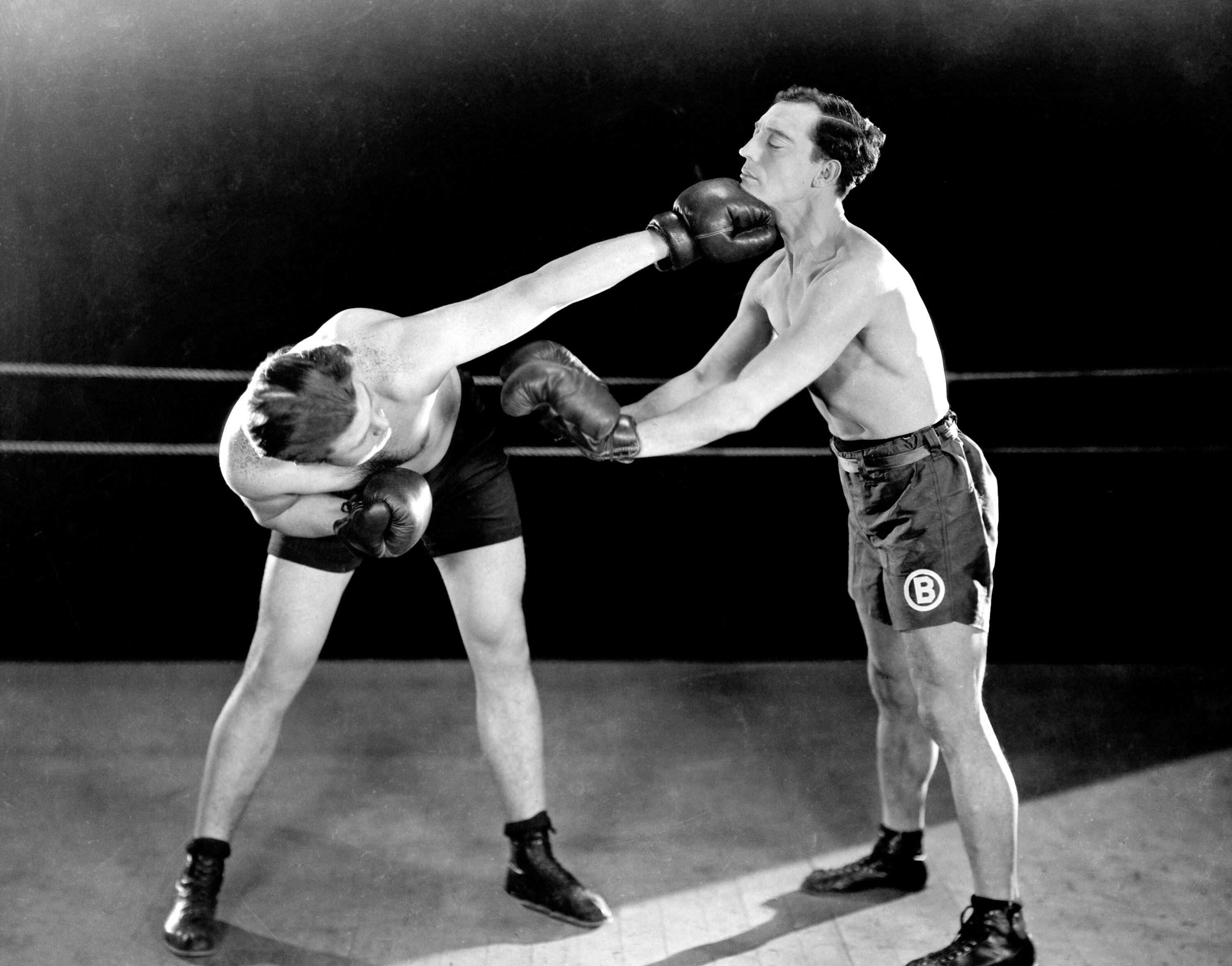 Battling Butler (1926) Directed by Buster Keaton Shown on right: Buster Keaton