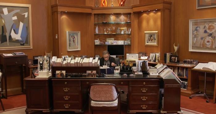 Ruth at Work