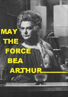 May the Force Bea Arthur:  The Star Wars Holiday Special Turns 40