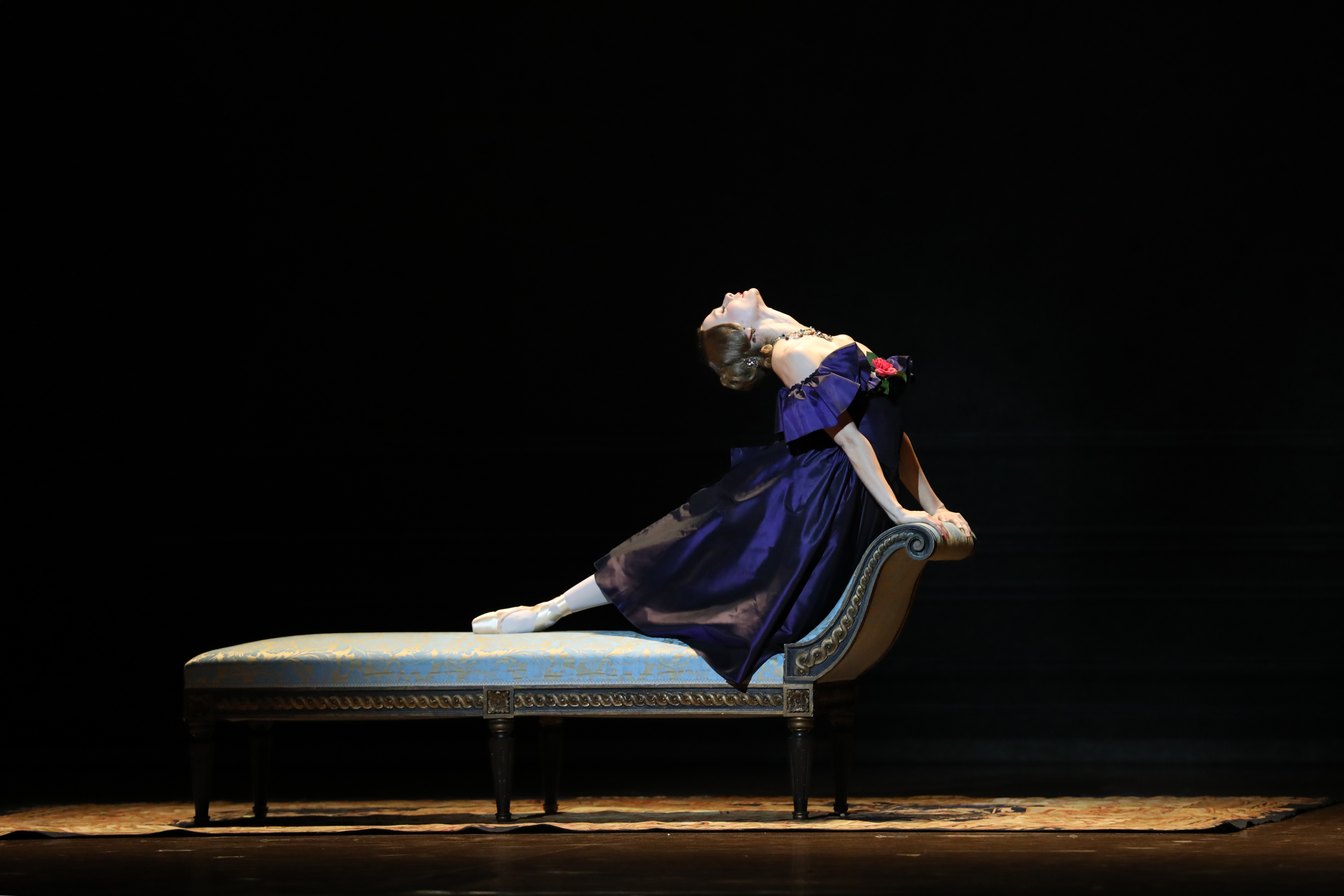 Léonore Baulec. Photo by Svetlana Loboff / Opéra National de Paris.