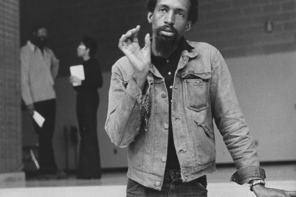 The Music of Julius Eastman
