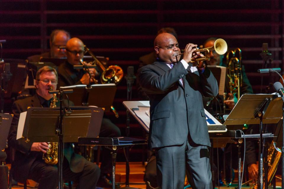 Terell Stafford & PhillyPOPS jazz orchestra