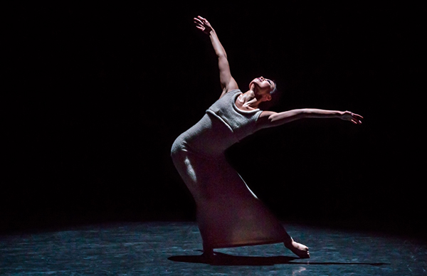 Martha Graham Dance Company. The EVE Project