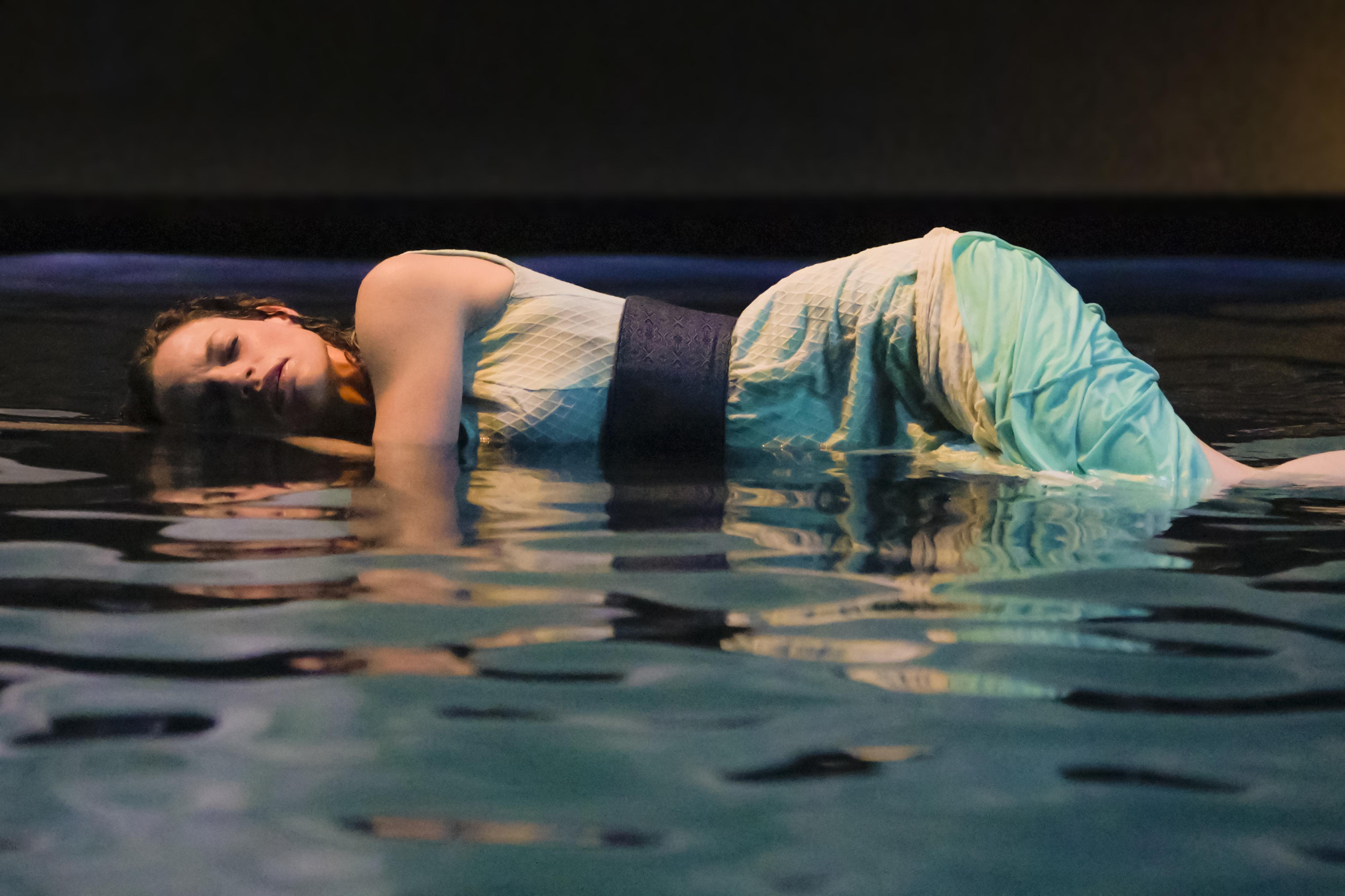 Louise Lamson . Photo: Kevin Berne/Berkeley Repertory Theatre