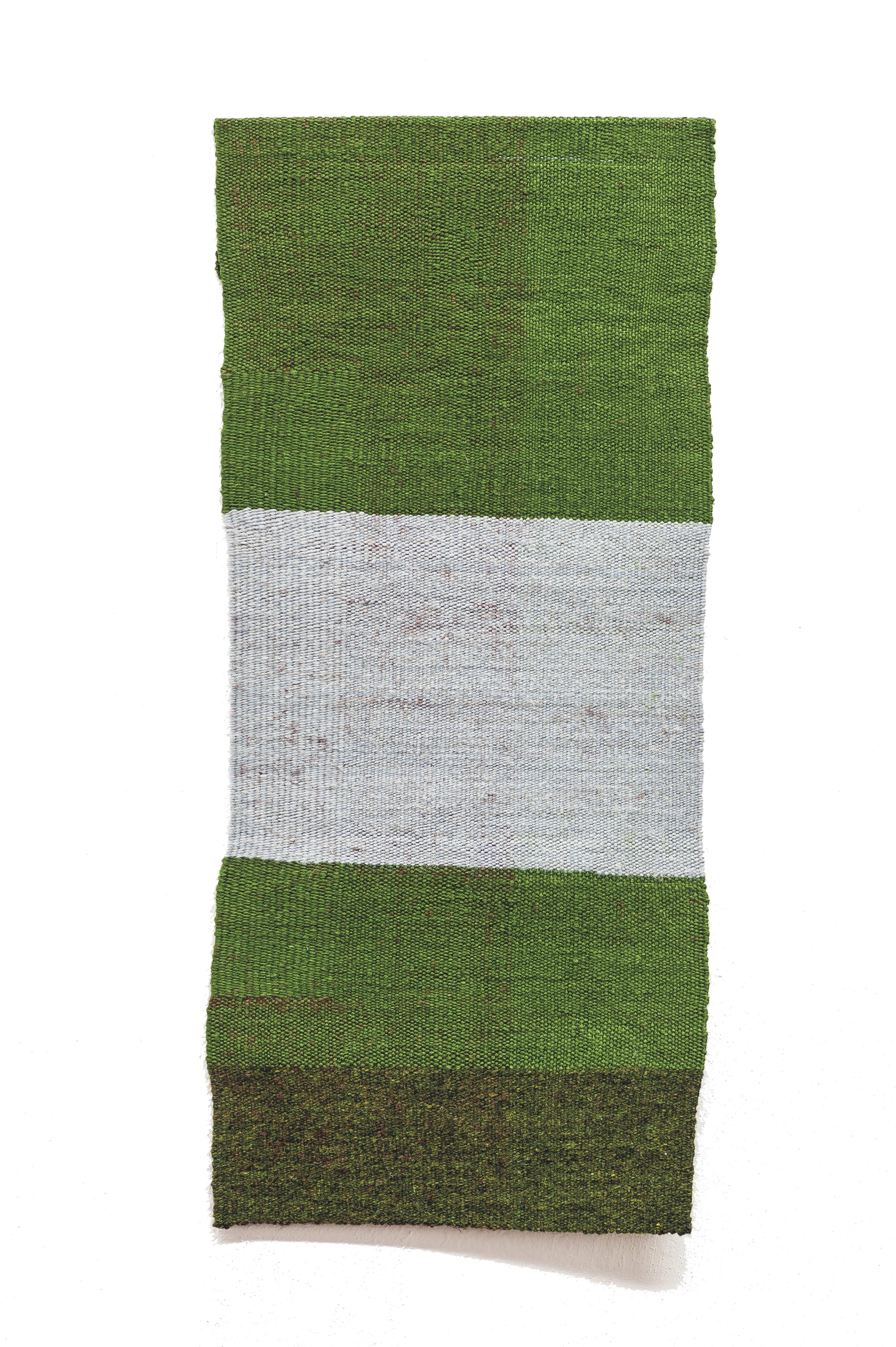 Helen Mirra. May-Overlook-Green Gulch Redwood Creek