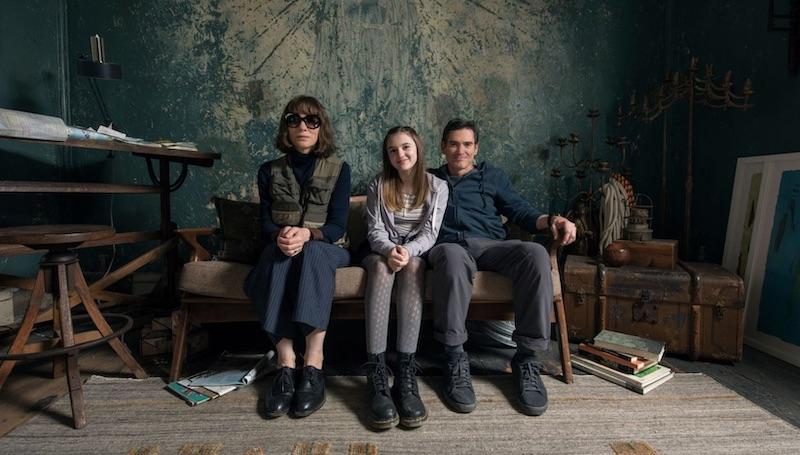 Bernadette family