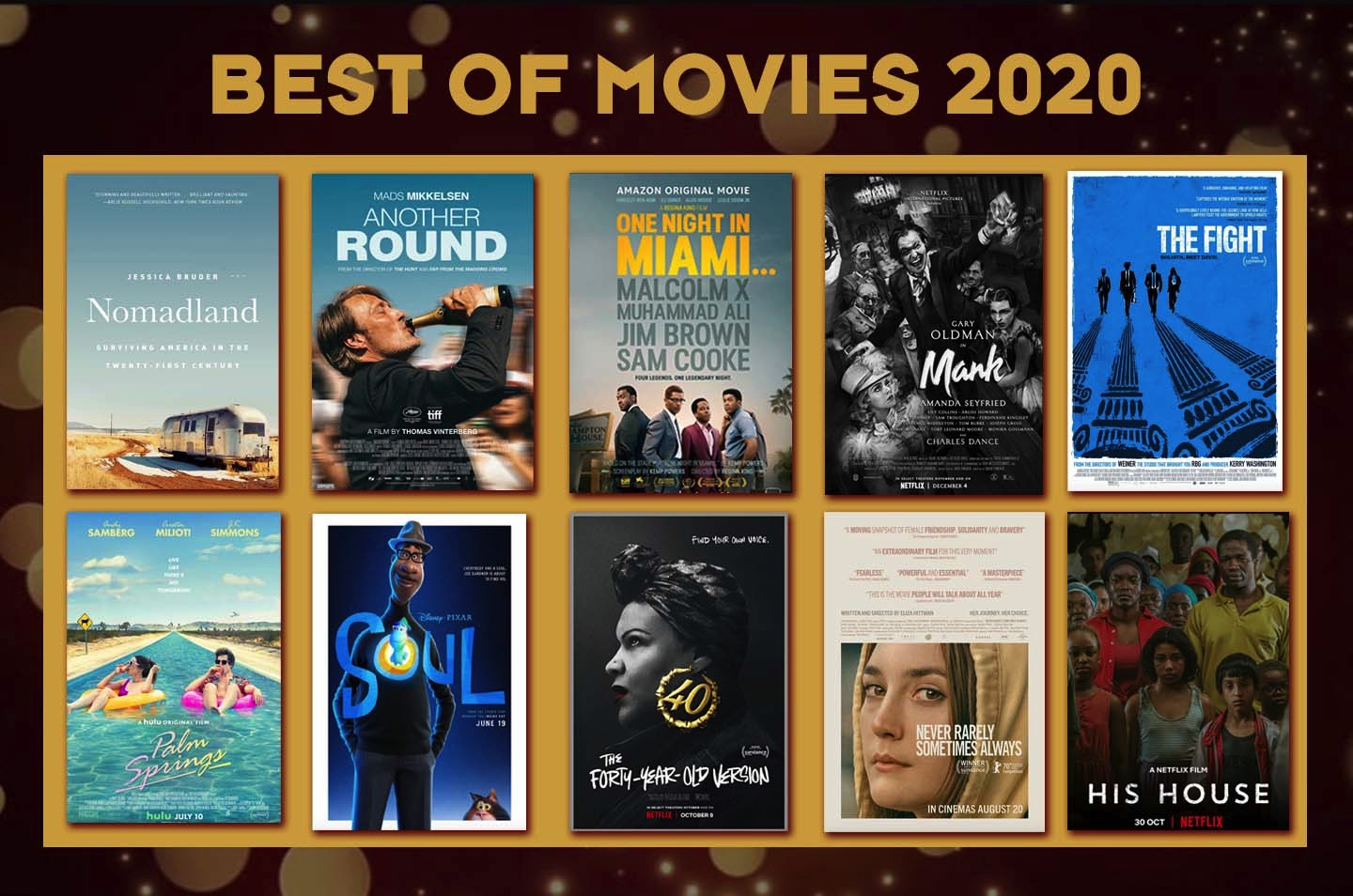 Best Of movies 2020