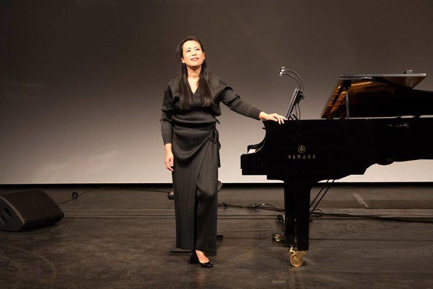 Pianist Maki Namekawa in Virtual Recital at UCLA