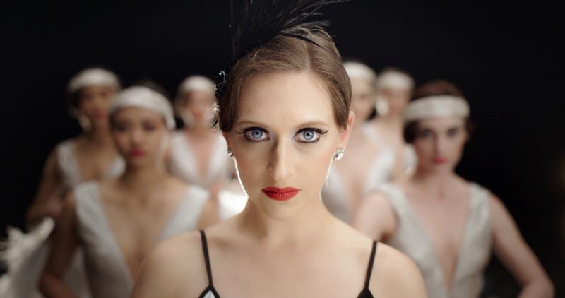 Sarah Van Patten in Rowe's Wooden Dimes // © San Francisco Ballet
